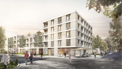 Experimenteller Wohnungsbau Neusalzer Straße, Nürnberg