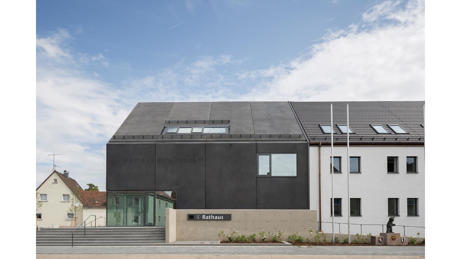 H2m Architekten bürgerzentrum strullendorf h2m architekten ingenieure stadtplaner