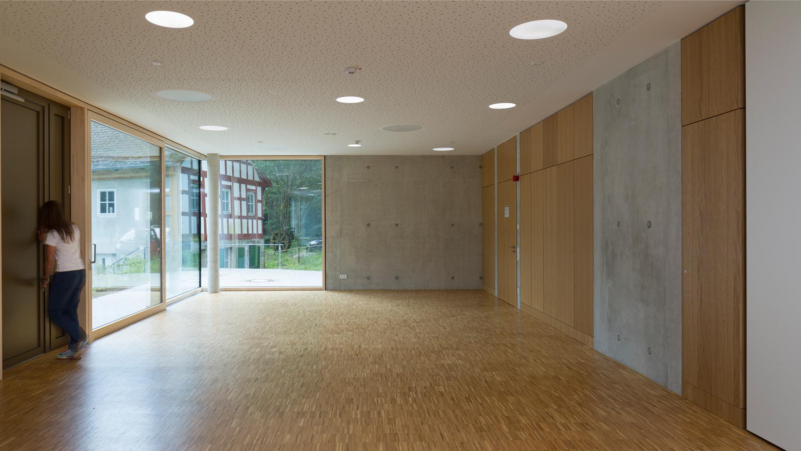 jugendtagungshaus weiherm hle mainleus h2m architekten. Black Bedroom Furniture Sets. Home Design Ideas