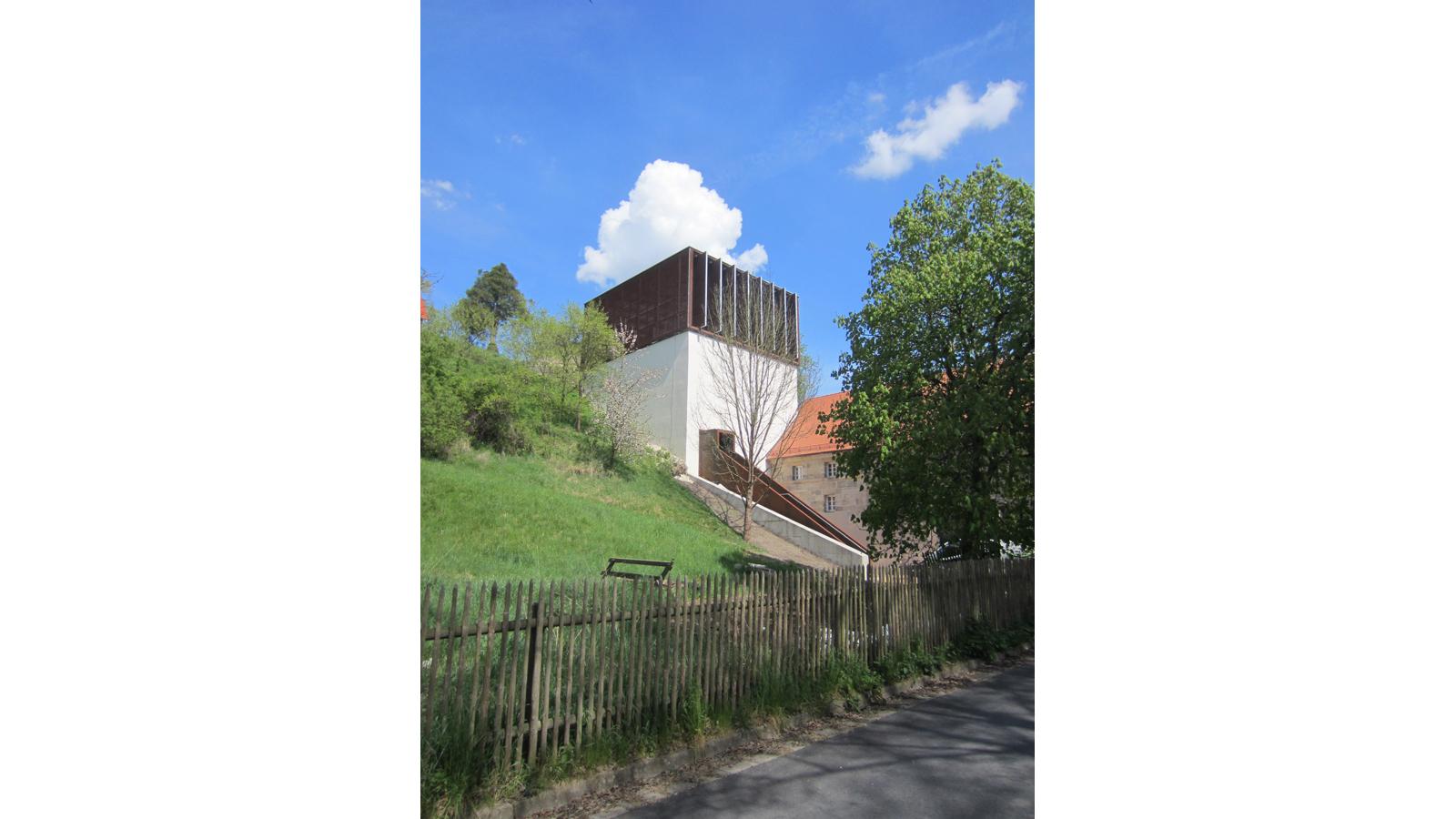 Museum- und Kulturareal Neudrossenfeld : H2M Architekten ...