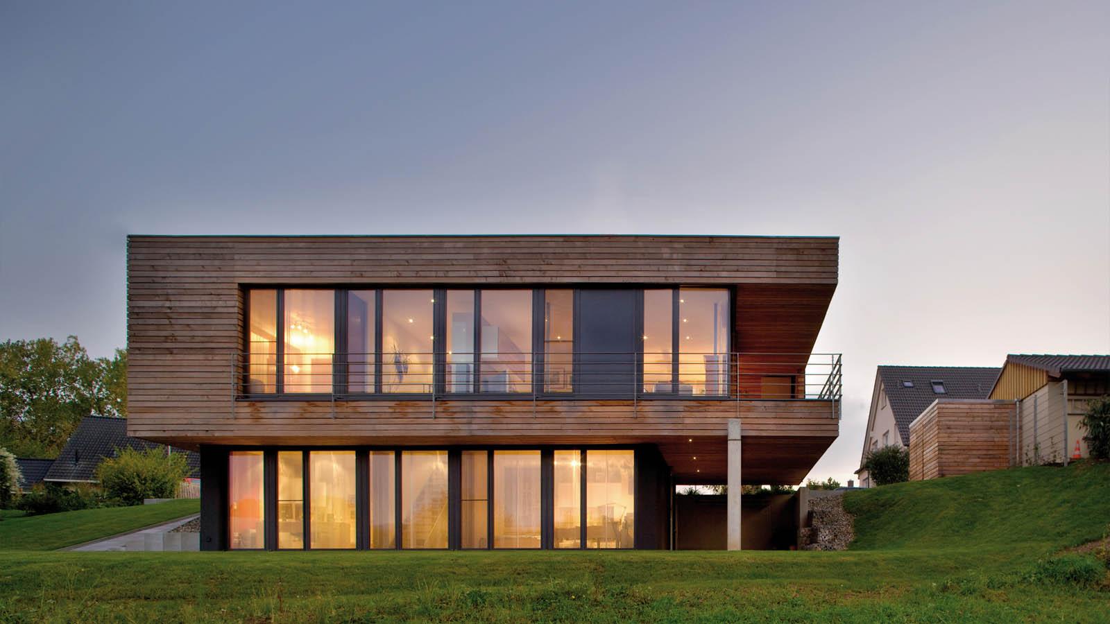 H2m Architekten f1 wohnbox am hang h2m architekten ingenieure stadtplaner