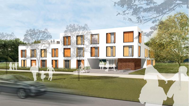 Wohnungsnotfallheim Forchheim