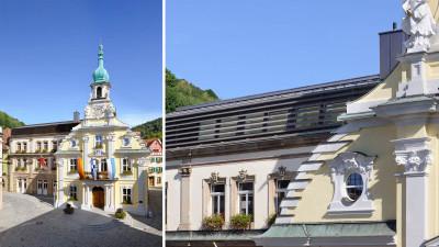 Sanierung und Umbau Rathaus Kulmbach
