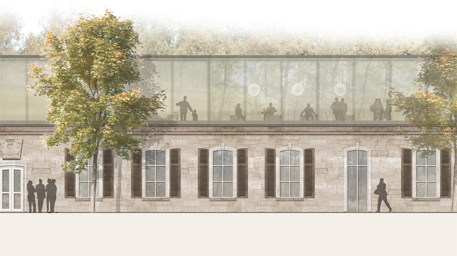 Architekten Bayreuth stadthalle bayreuth h2m architekten ingenieure stadtplaner