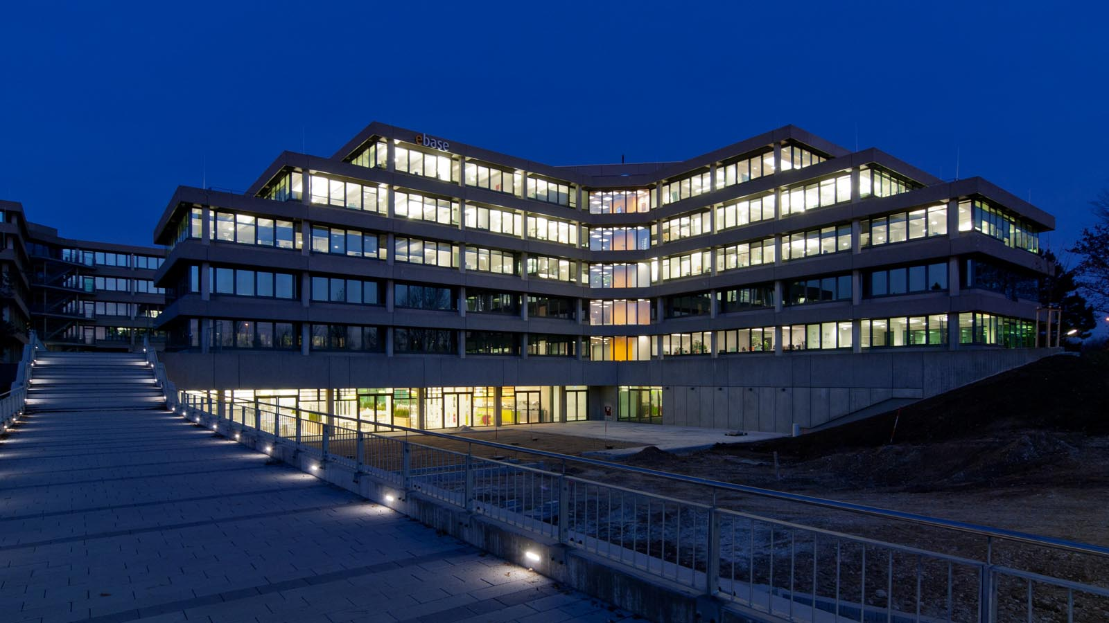 Concor Bürogebäude Aufn. Nov 2011, München Dormnach