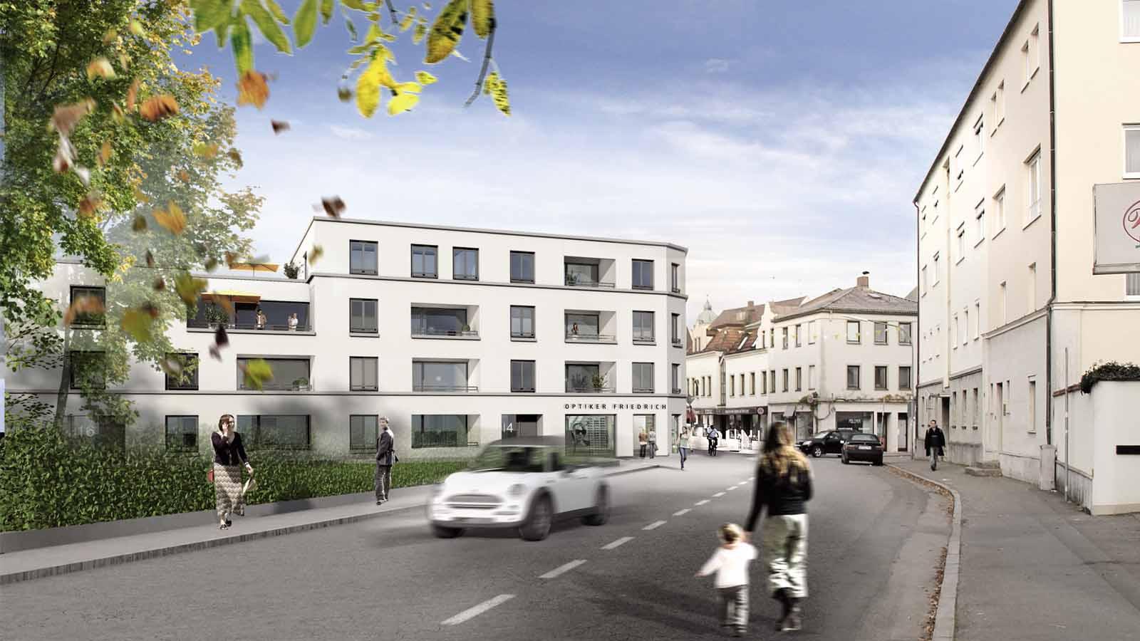 AÖ Wohnungsbau Visual