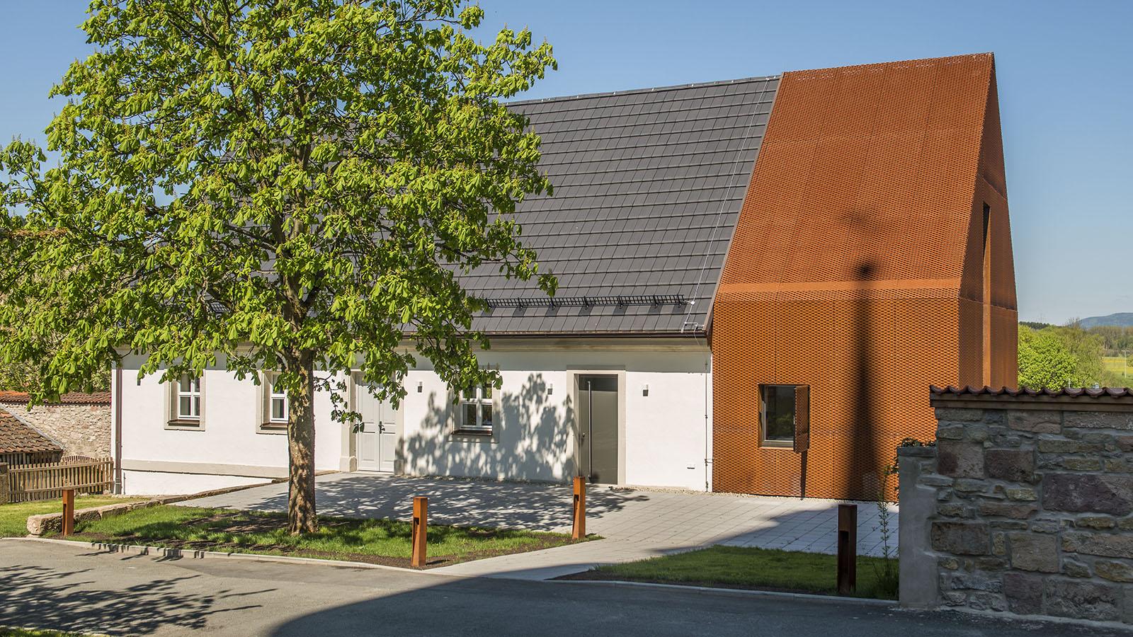 ev. Kantorei Untersteinach, H2M Architekten, Kulmbach