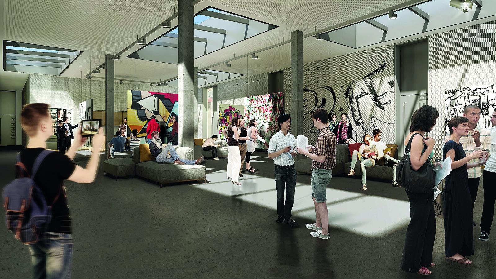 Kulturzentrum Bild 2