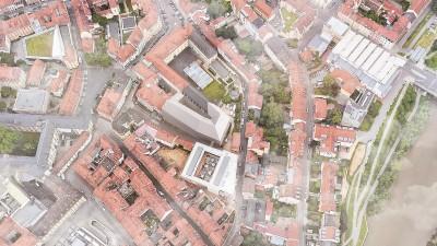 1. Preis Ideenwettbewerb Sanierung Maria-Ward-Schulen Bamberg
