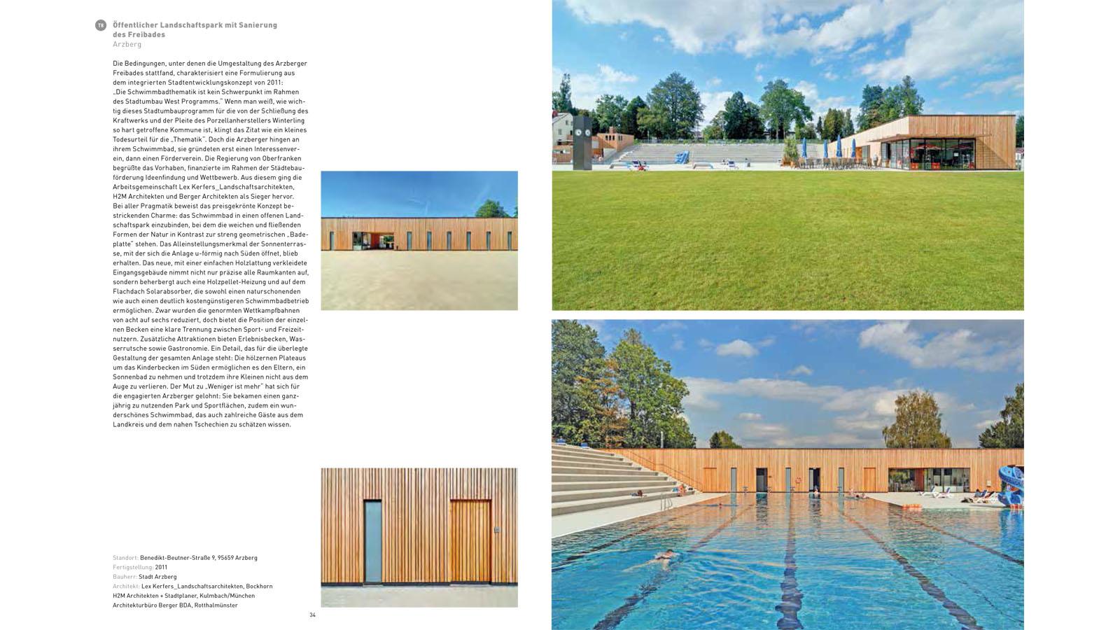 Publikation Architektur Oberfranken_Freibad