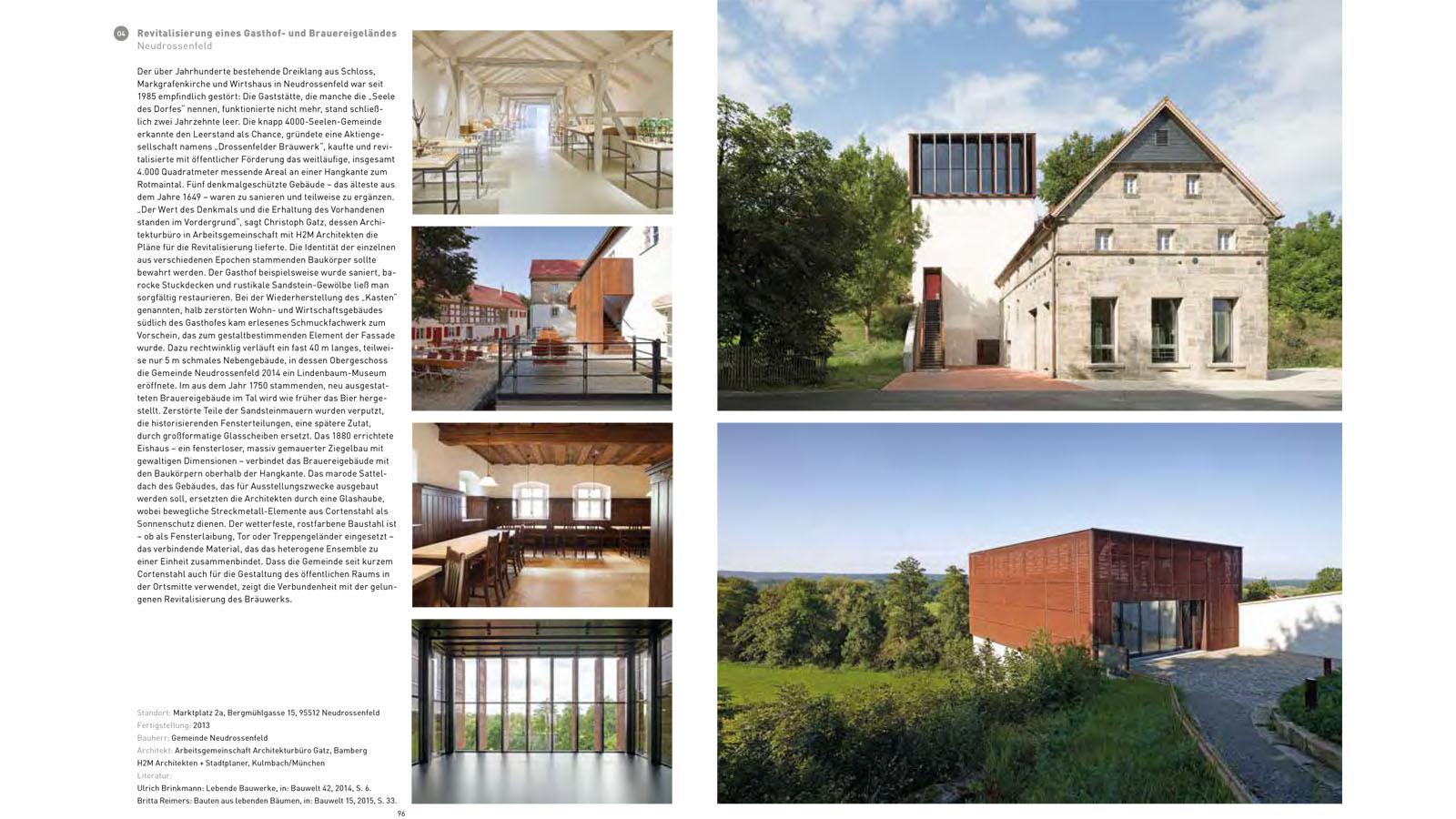 Publikation Architektur Oberfranken_Hoelzl