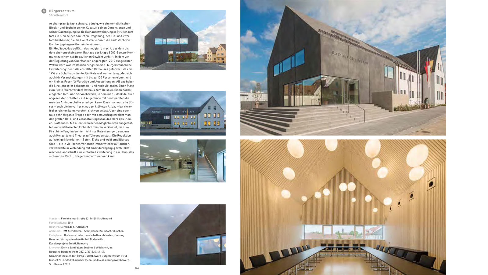 Publikation Architektur Oberfranken_Strullendorf