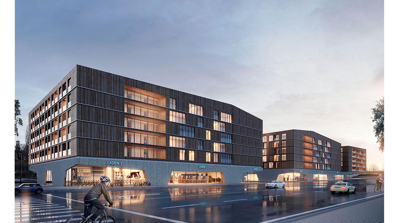 bahnhofsareal-nord-rosenheim-babauungskonzept-visualisierung-aussen-nacht