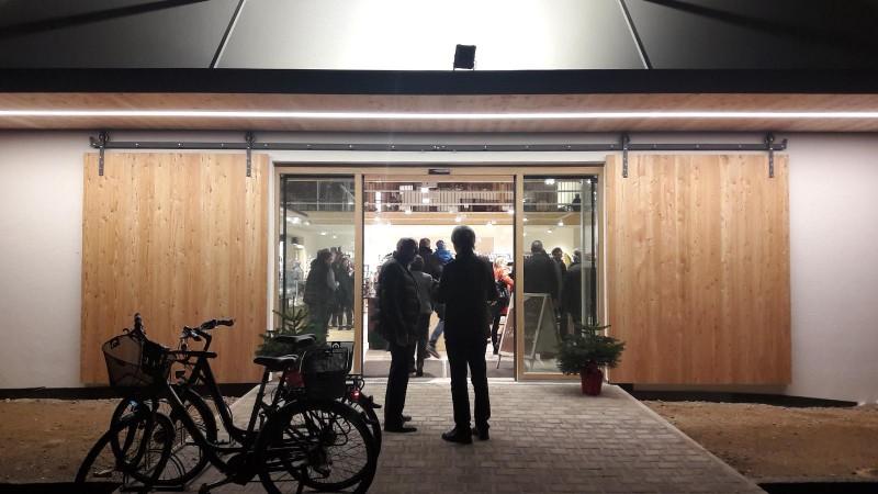 Eröffnung Mühlenladen Altötting