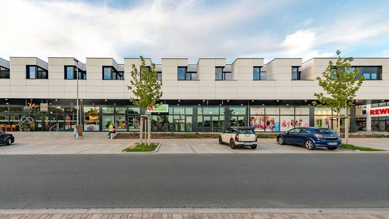 Nahversorgungszentrum Hubland Center