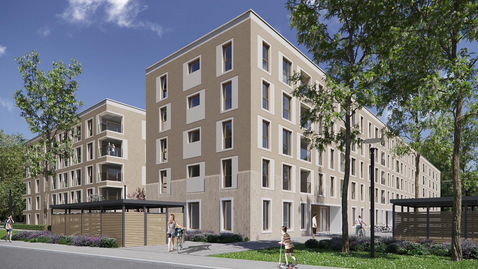 h2m-architekten-jaminpark-erlangen-WA1-perspektive-sued-ost