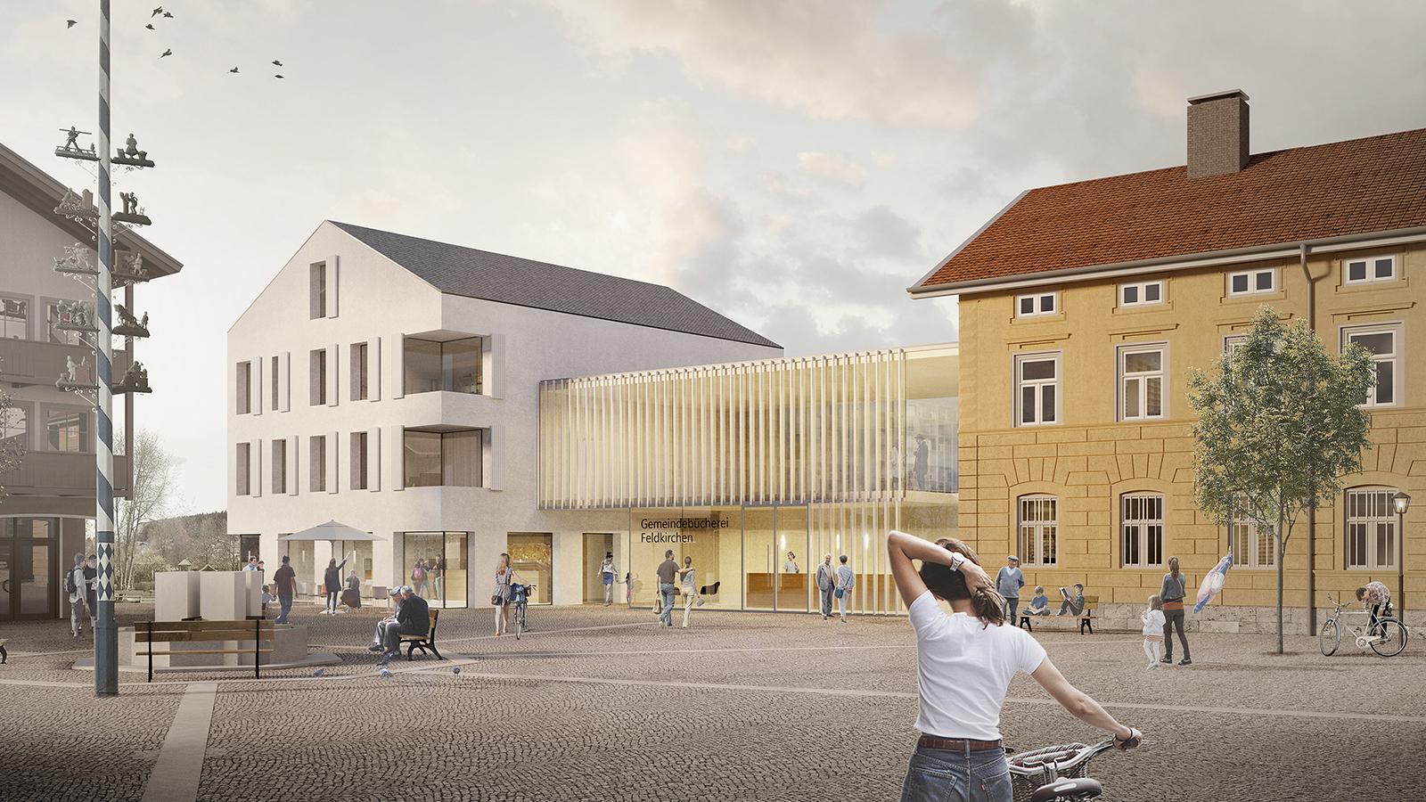 h2m-architekten-wb-feldkirchen-westerhamm-ortsmitte-visualisierung