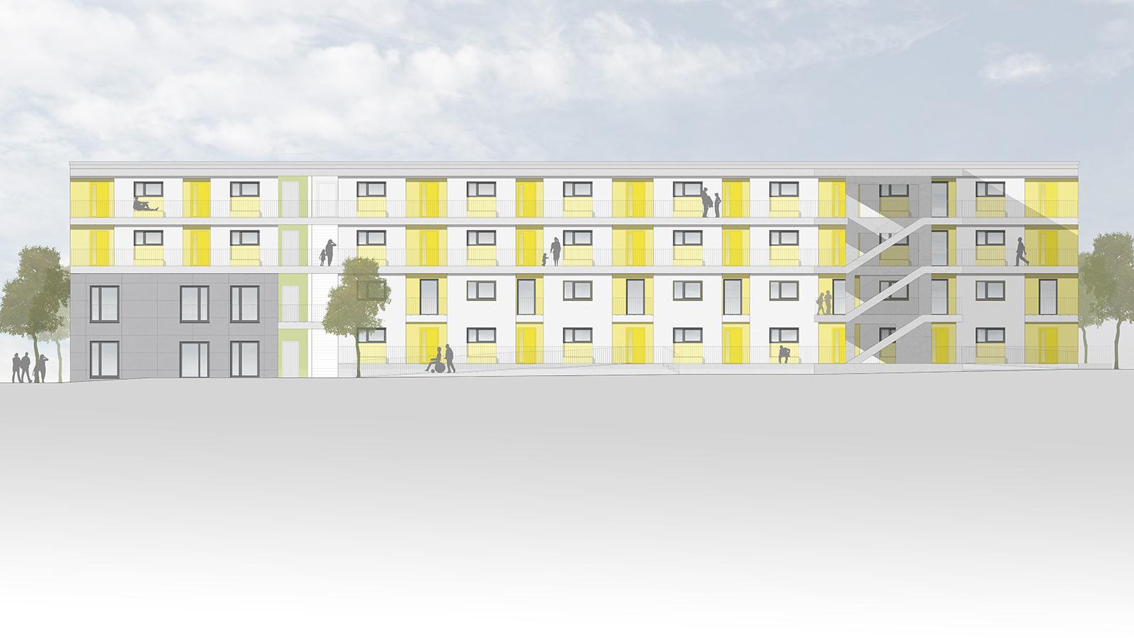 h2m-architekten-wohnanlage-guenzburg-ansicht-ost