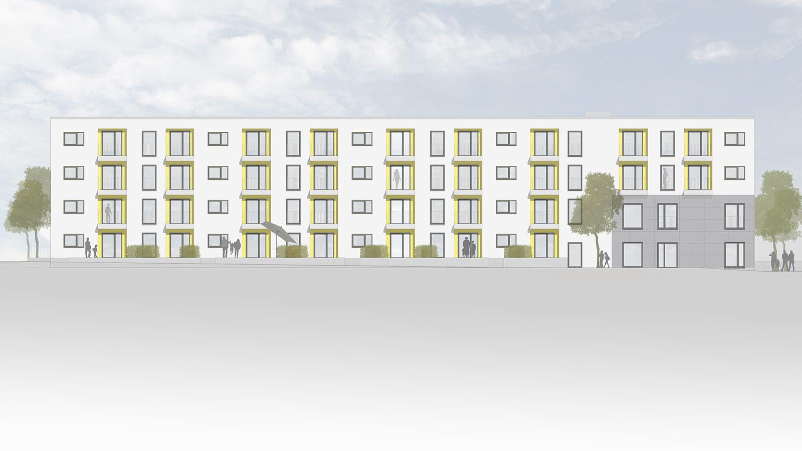 h2m-architekten-wohnanlage-guenzburg-ansicht-west