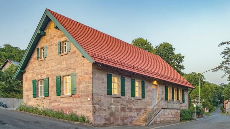 Ehemaliges Schulhaus Fölschnitz