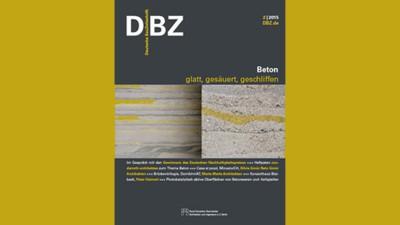 Veröffentlichung Bürgerzentrum Strullendorf in der DBZ