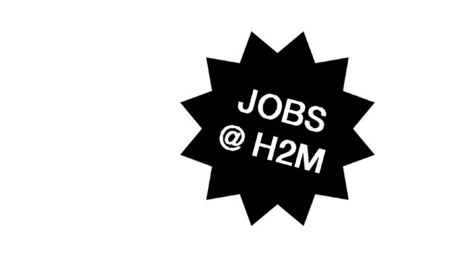 Jobs @ H2M