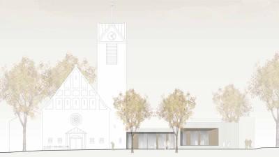 """Neubau """"Haus der Kirche"""""""