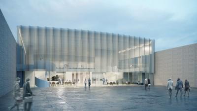 """Zuschlag VgV-Verfahren """"Umbau der ehemaligen Strahlenhalle zum Konferenzzentrum"""""""
