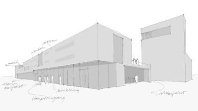 Neubau und Erweiterung der Hauptfeuerwache Regensburg