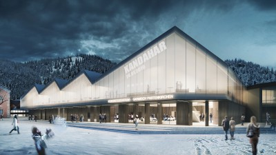 3. Preis WB Kongresshaus Garmisch-Partenkirchen