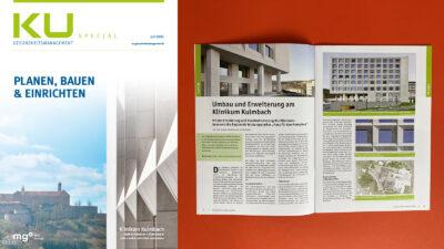 Klinikum Kulmbach in der Fachpresse