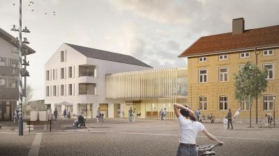 1. Preis WB Ortsmitte Feldkirchen-Westerham