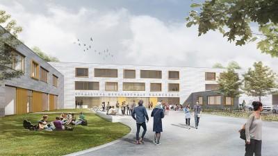 Grünes Licht für Berufsschule Bayreuth