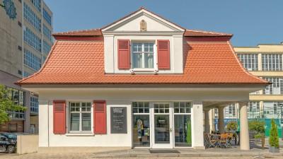 Pförtnerhaus ehemalige Spinnerei Kulmbach