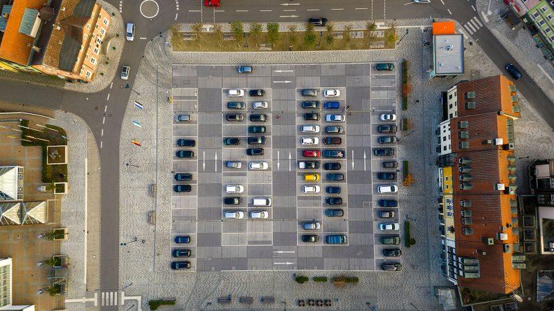 Zentralparkplatz Kulmbach