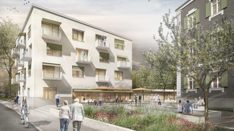 Seniorenzentrum Garmisch-Partenkirchen